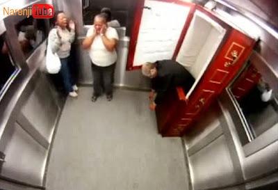تابوت در آسانسور