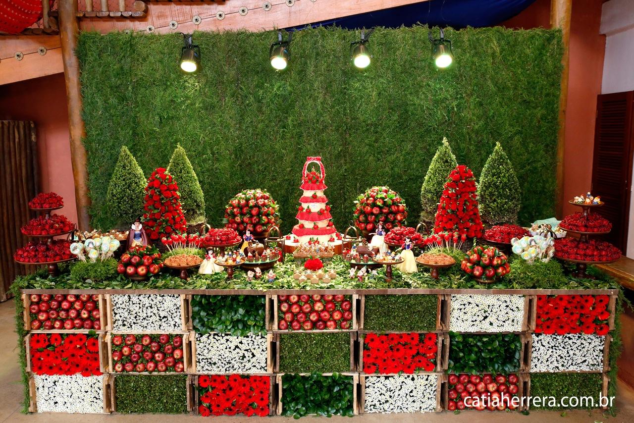 decoracao branca de neve andrea guimaraes:Imagens e decoração do site Graziella Beltrão.