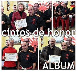 Cinturones Negros Honoríficos: Fotos