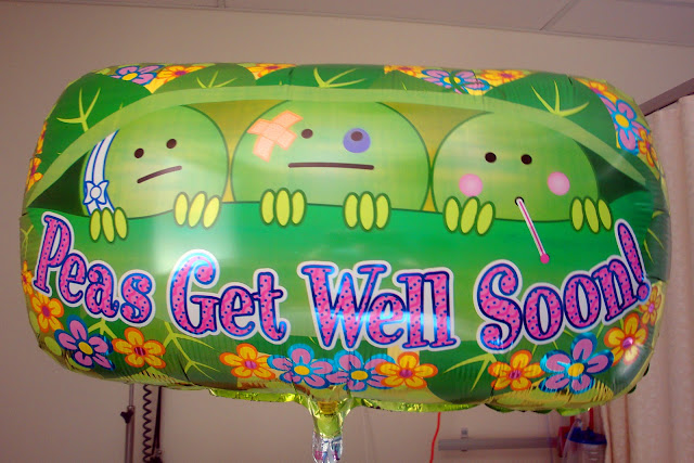 peas get well soon