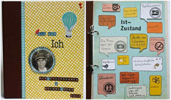Projekt Ich | Mein Album |Journaling-Inspirationen auf www.danipeuss.de