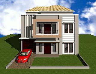 Gambar Model Rumah Minimalis Modern