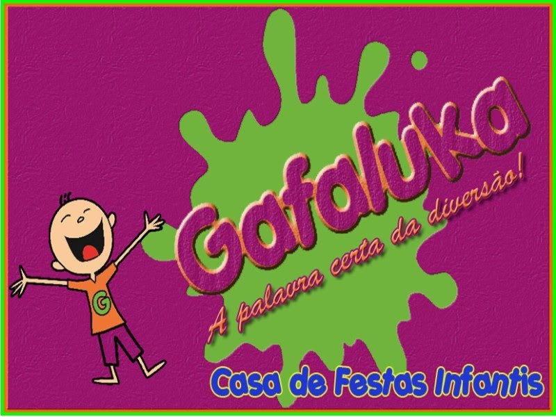 Gafaluka! Casa de Festas Infantis