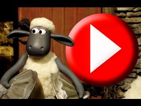 Shaun The Sheep, Playlist Videos - Official Website - BenjaminMadeira
