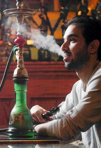 how to stop smoking shisha