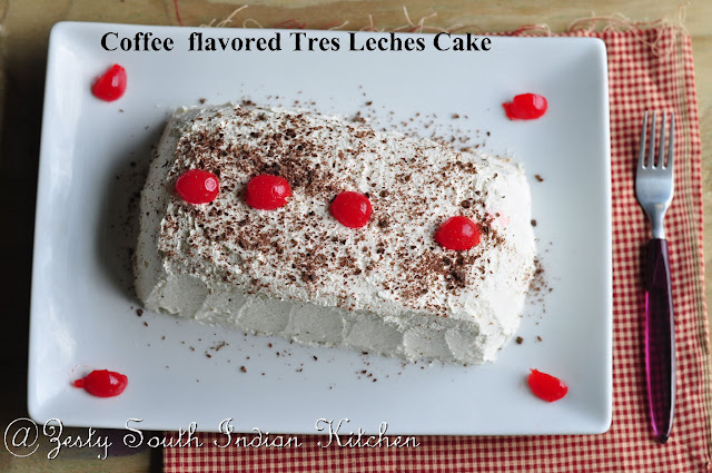 tres leches cake caribbean tres leches cake eggnog tres leches ...