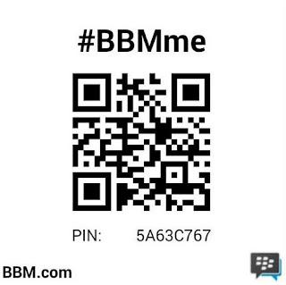 Contact BBM