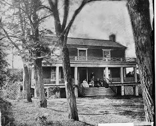 Casa de McLean en Appomattox