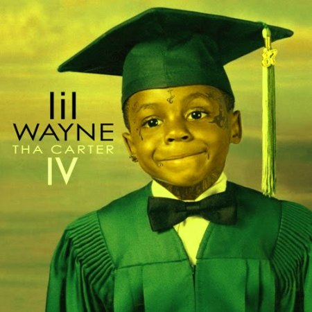 Capa do álbum Tha Carter IV