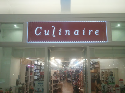 Culinaire - front view