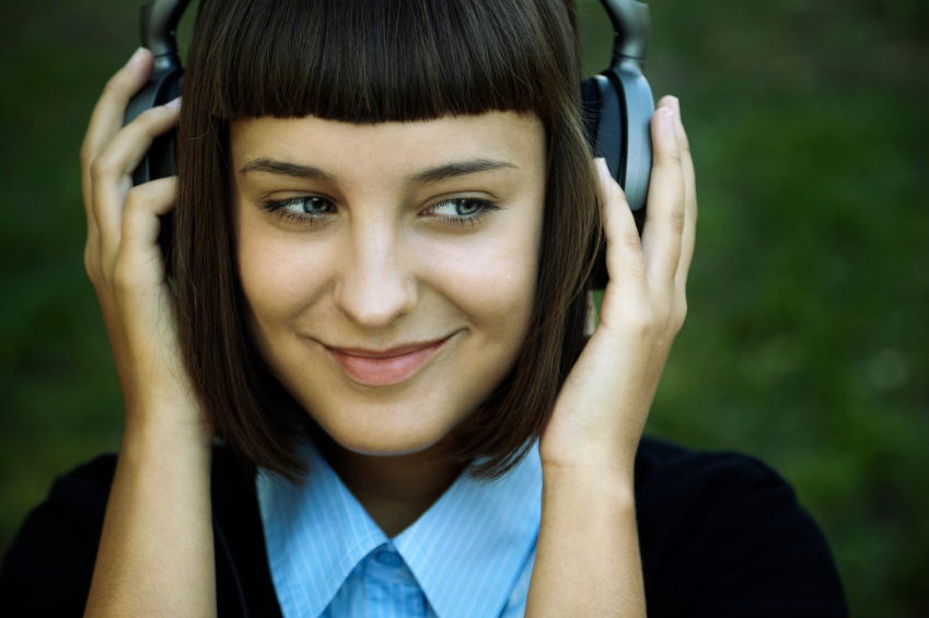 Enstpannung Kopfhörer