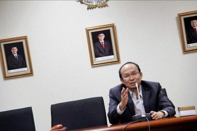 DPR Sambut Baik Terbentuknya Komite Keuangan Syariah