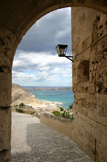 Castillo de Santa Bárbara, Alacant