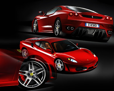 Ferrari wallpaper 2011