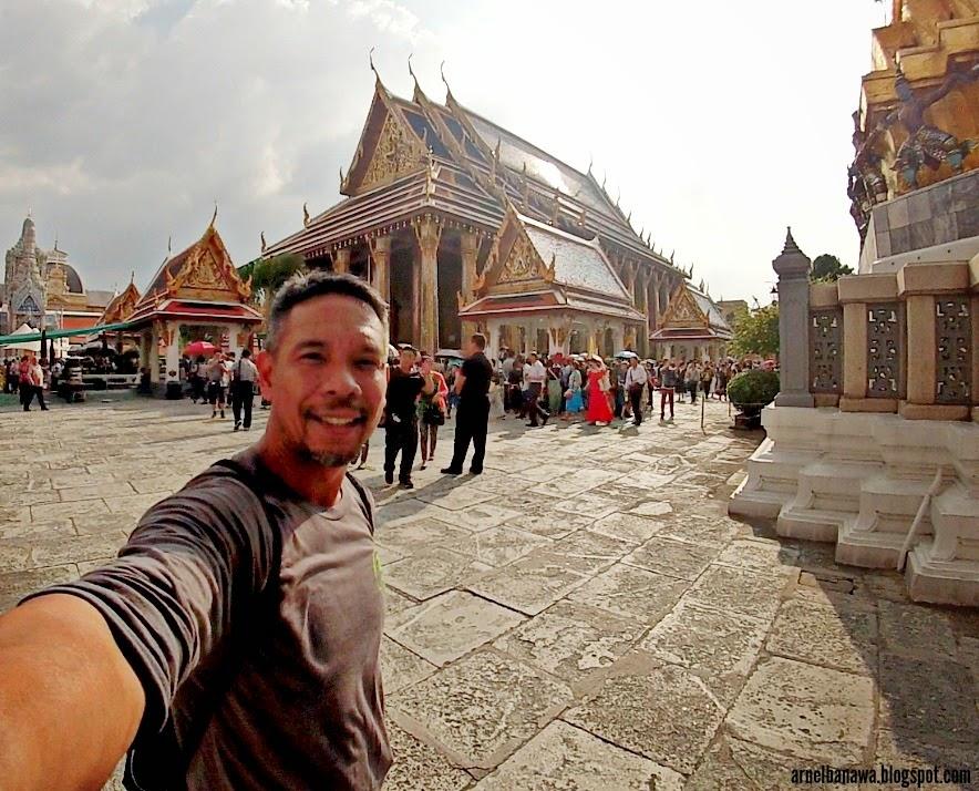 100 Wonders of the World Burpee Challenge - Emerald Buddha Temple Thailand