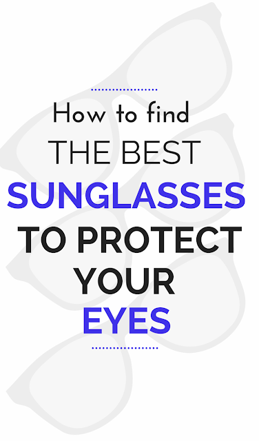 Don't just reach for any pair of sunglasses as some sunglasses can damage your eyes! Tap here to find out what to look for to find sunglasses that not only look good but protect your eyes, too! The Health-Minded.com
