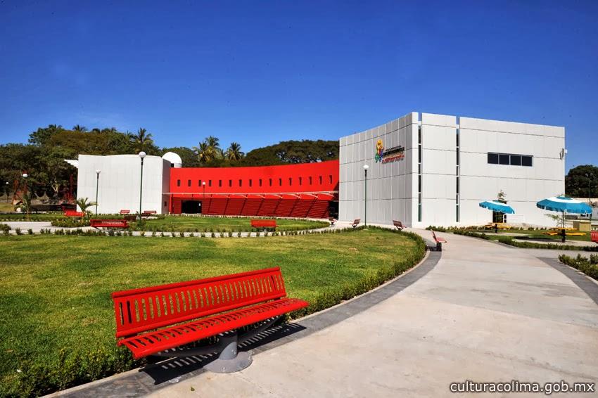 Museo Interactivo Xoloitzcuintle - Colima