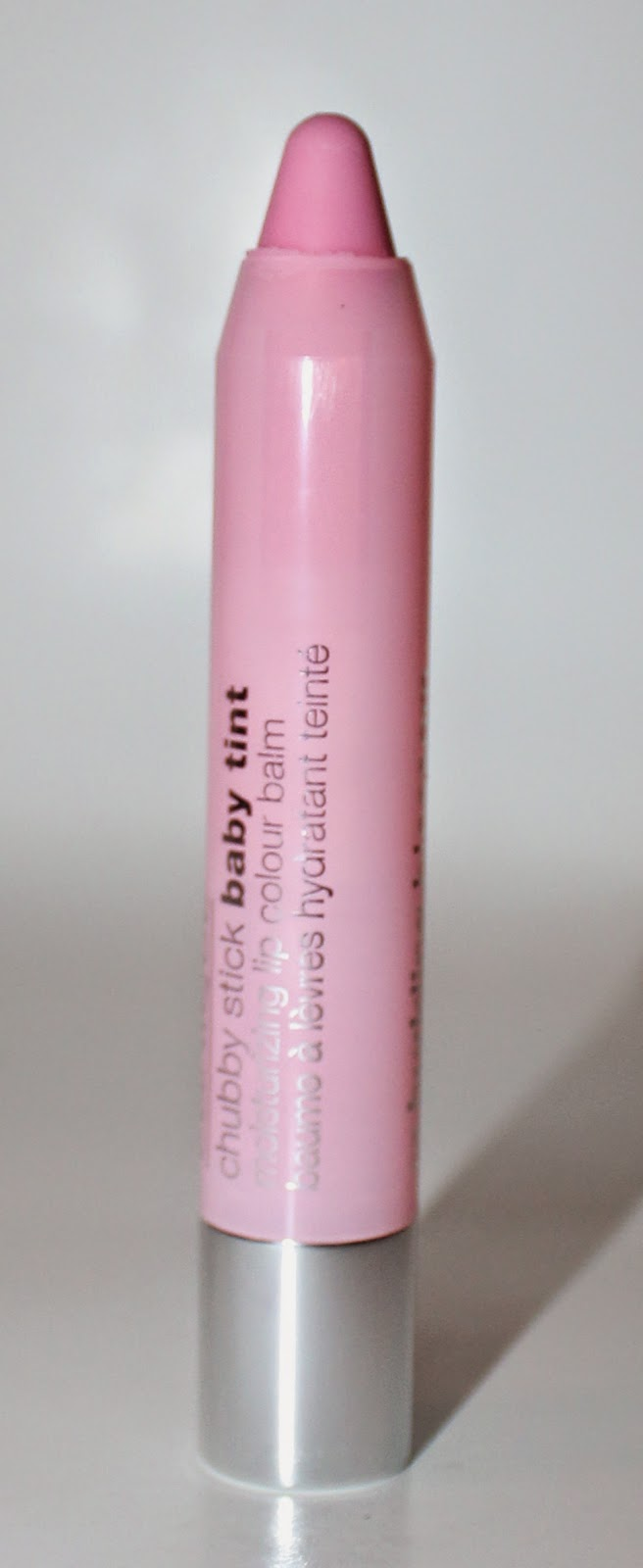 Clinique Chubby Stick Baby Tint Moisturizing Lip Colour Balm in Budding Blossom