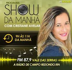 PROGRAMA SHOW DA MANHÃ