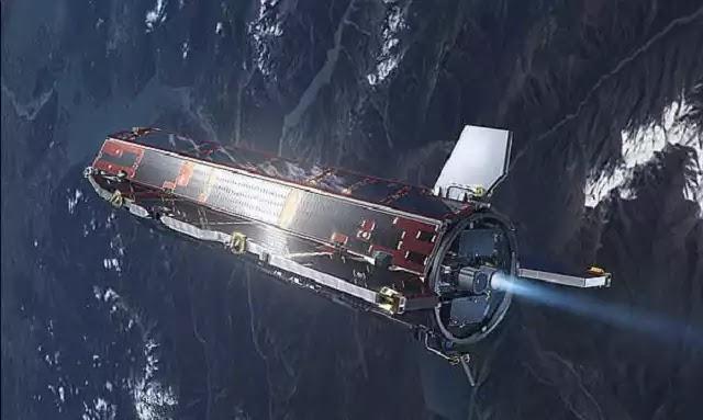 Εκτός ελέγχου το διαστημικό εργαστήριο της Κίνας  Πέφτει προς τη Γη