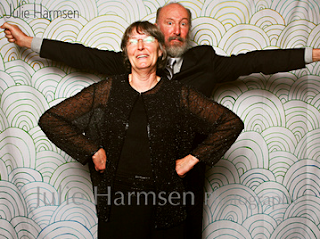 Patricia Stimac and Kent Buttars in Power Poses