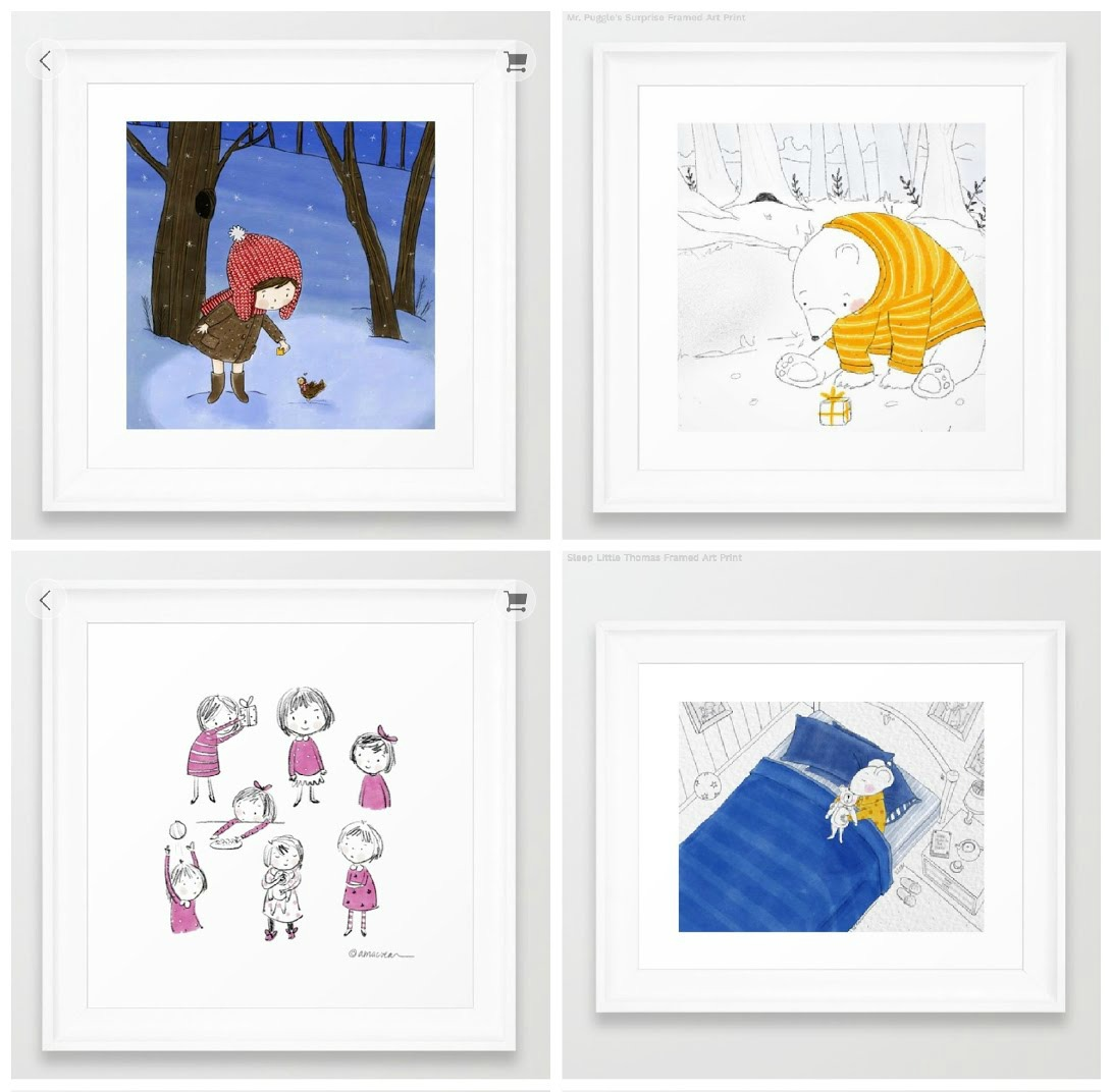 Alexandra's Society 6 Shop