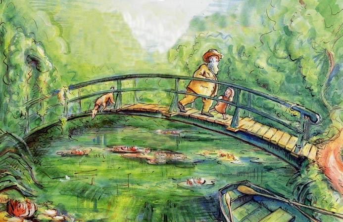 Animaci n lectora salesianos los boscos libros para el for El jardin magico