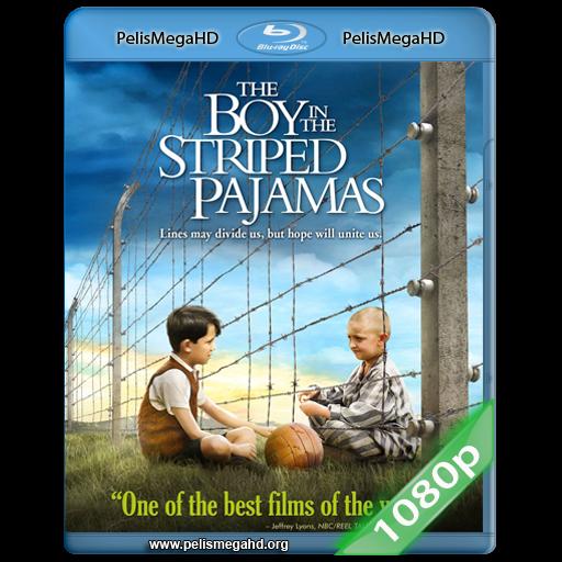 EL NIÑO CON EL PIJAMA DE RAYAS (2008) FULL 1080P HD MKV ESPAÑOL LATINO