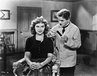 Hanna y el barbero, una historia de amor en 'El gran dictador'