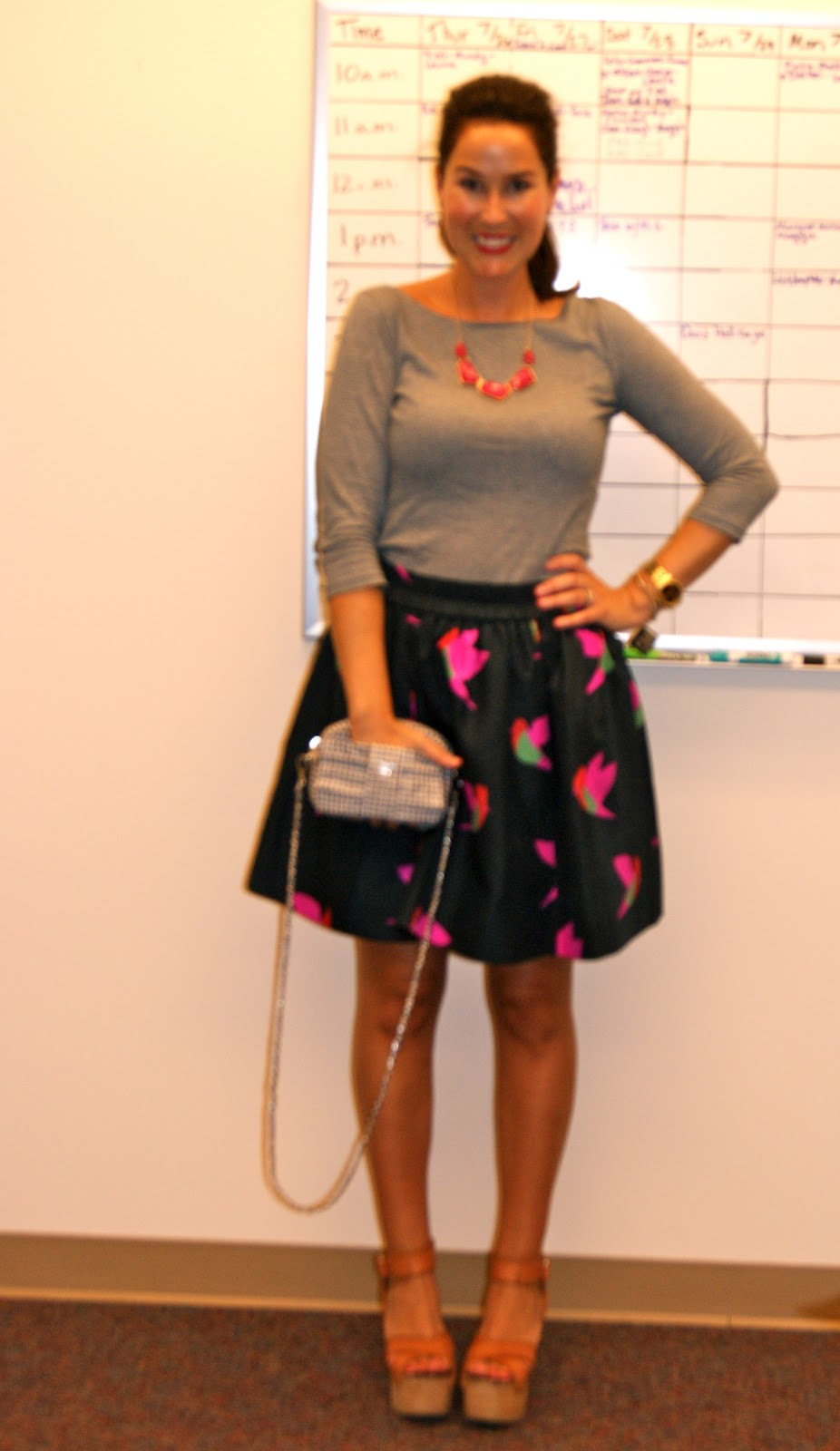 Birdie Skirt