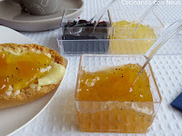Mermelada de calabaza con mandarina