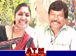 Director Krishna Vamshi on Mogudu in Jhansi ATM -20th Nov