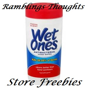 Ramblings Thoughts, Freebies, Store Freebies, Deals