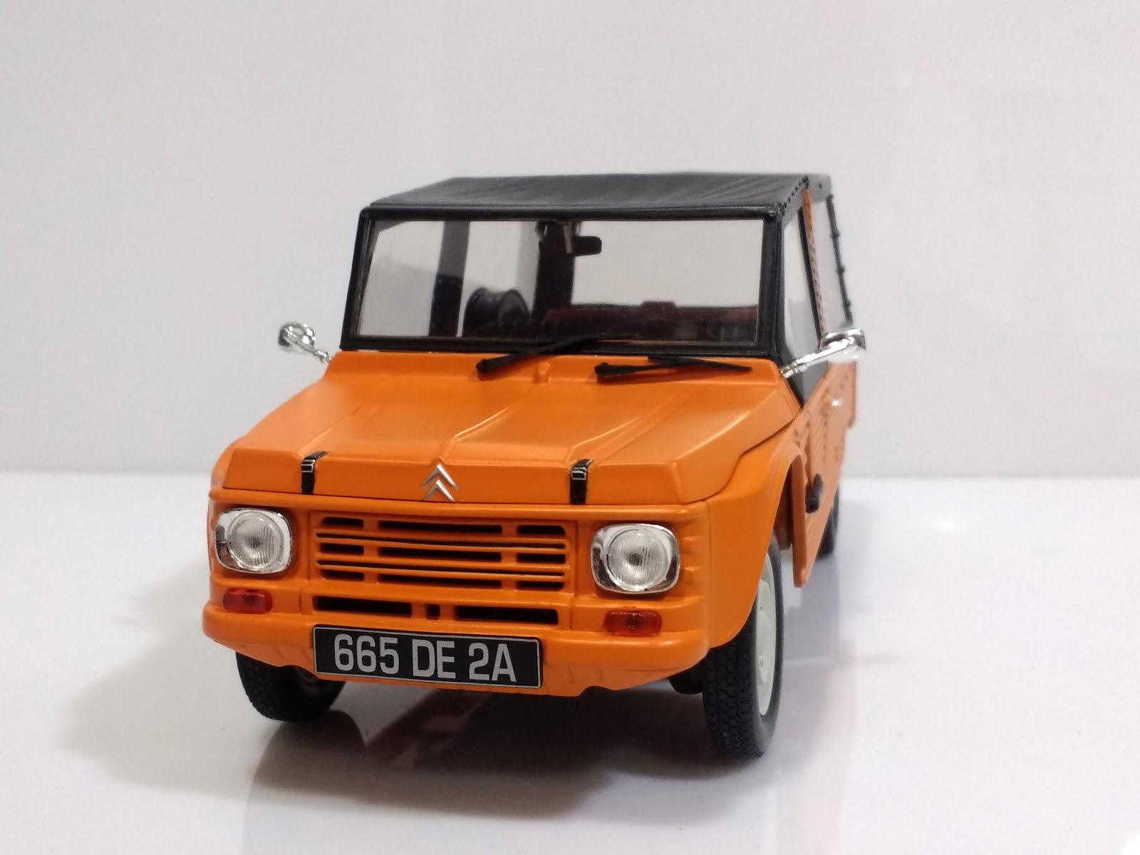Citroën Méhari 4x2 - Norev