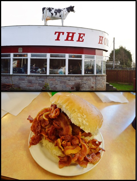 Best Bacon Roll in Scotland