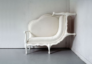 Amazing sofas that become art