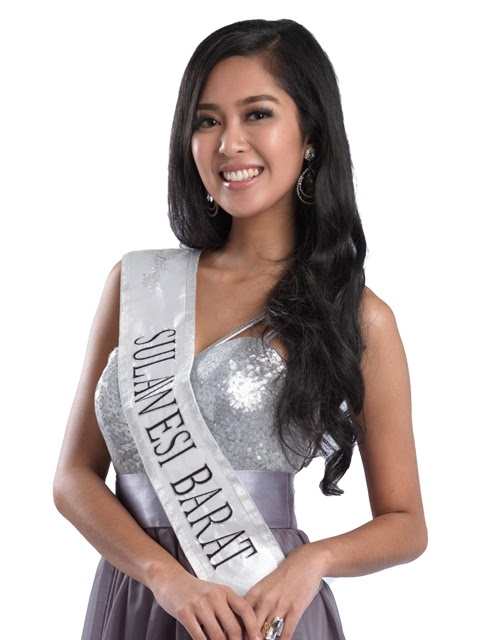 Miss Indonesia 2014 - Maria Asteria