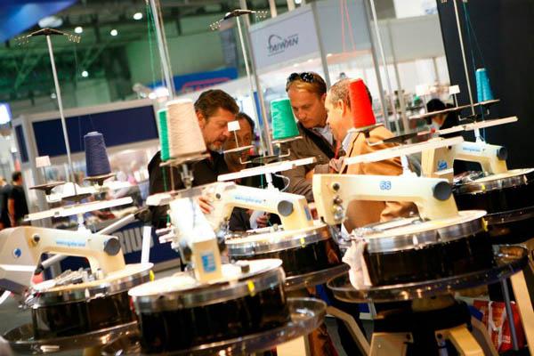 ITMA 2011- Textile Machinery (バルセロナ・国際繊維機械ショー)