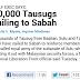TERKINI : 10 000 TENTERA SULU SUDAH BELAYAR KE SABAH..