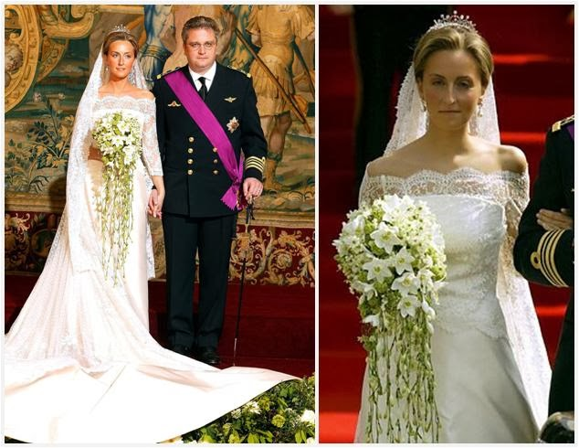 The Royal Order of Sartorial Splendor: Top 10 Best Royal Wedding ...