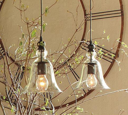 Home s Glass Kitchen Pendant Lights