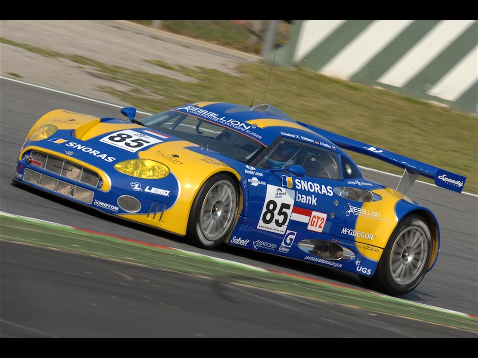 Car And Car Zone Spyker Laviolette Gt2 R New Cars Car