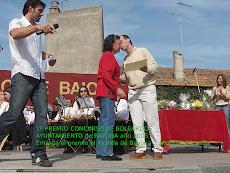 1º PREMIO en el CONCURSO DE BOLEARDOS . AYUNTAMIENTO DE BAYONA