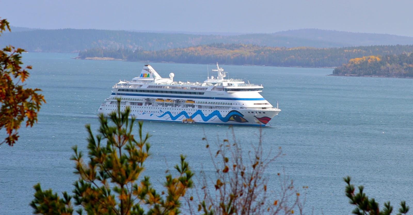 Bar Harbor Maine Phillips Natural World - Cruise ship bar harbor