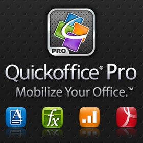Para competir com Windows 8, Google compra QuickOffice