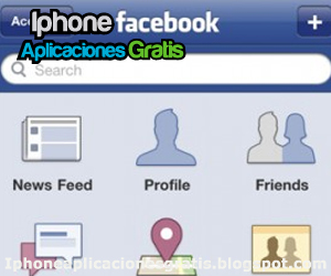 iphone gratis facebook