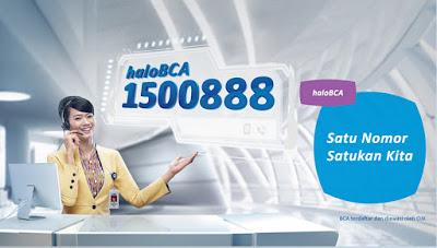 Call center bca finance