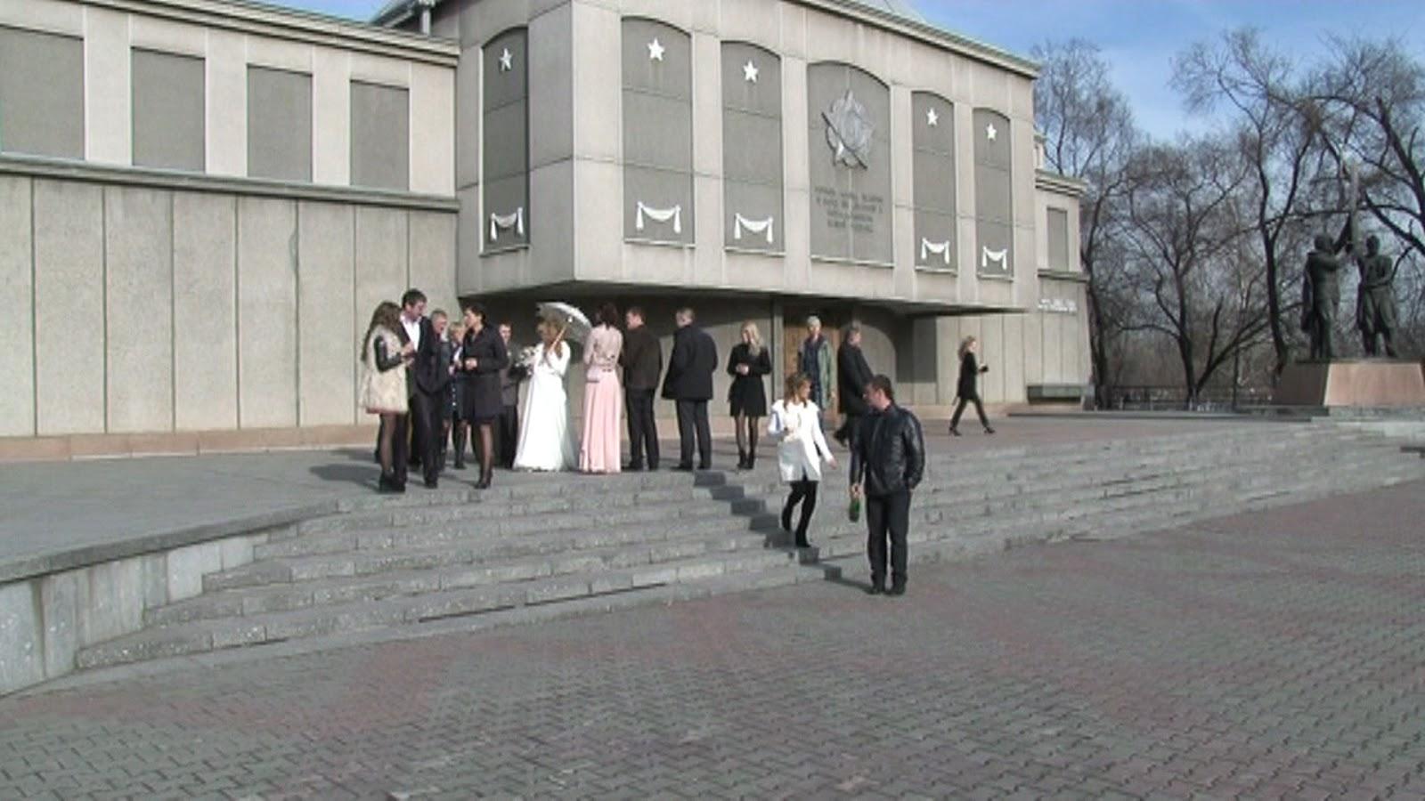 мемориал Победы в Красноярске
