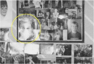 Real Ghost Photo: Ghostly Face