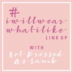 #iwillwearwhatilike linkup